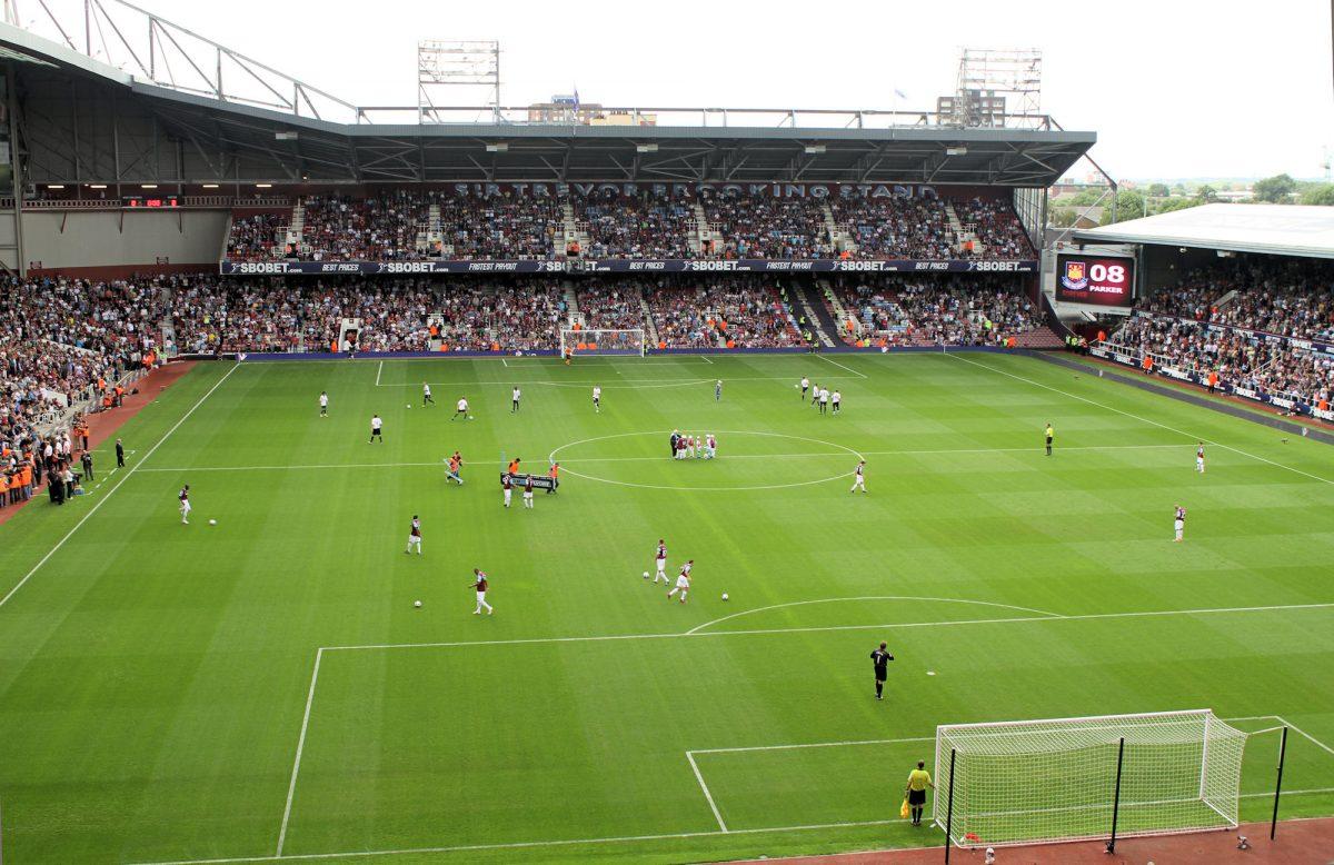 Estadio del West Ham