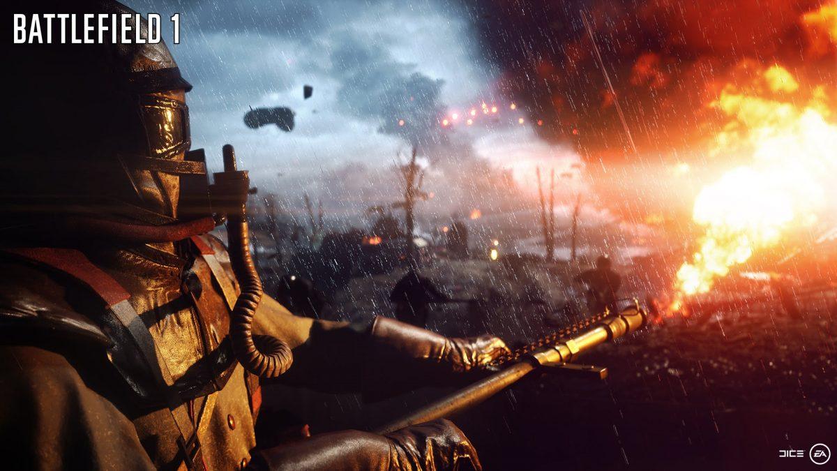 Battlefield 1 por la nubes, Call of Duty se cae