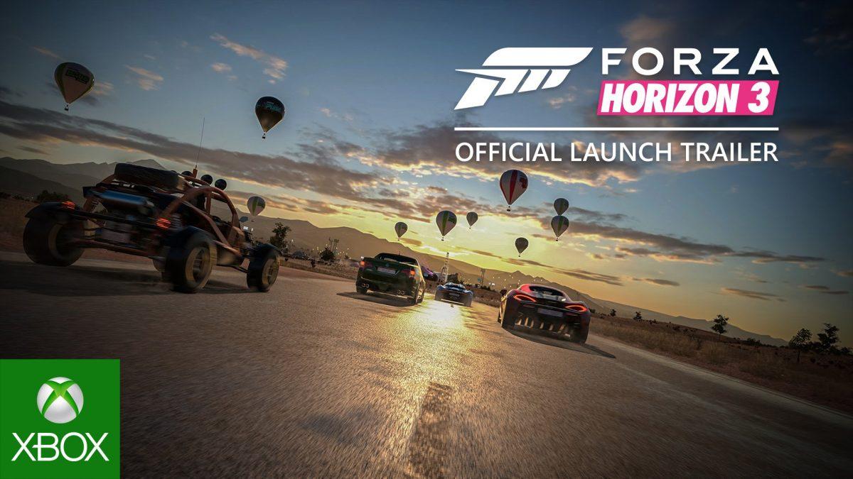 Forza Horizon 3, lo debes conocer; análisis en español