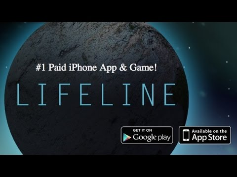Lifeline, una original app narrativa de suspenso