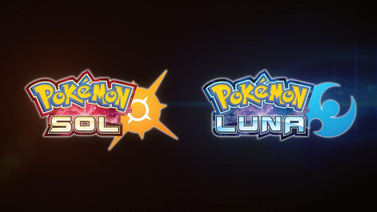 Pokémon Sol y Luna; el nuevo fenómeno de Nintendo