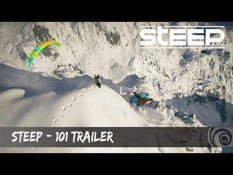 Steep; análisis, el regreso de los deportes extremos