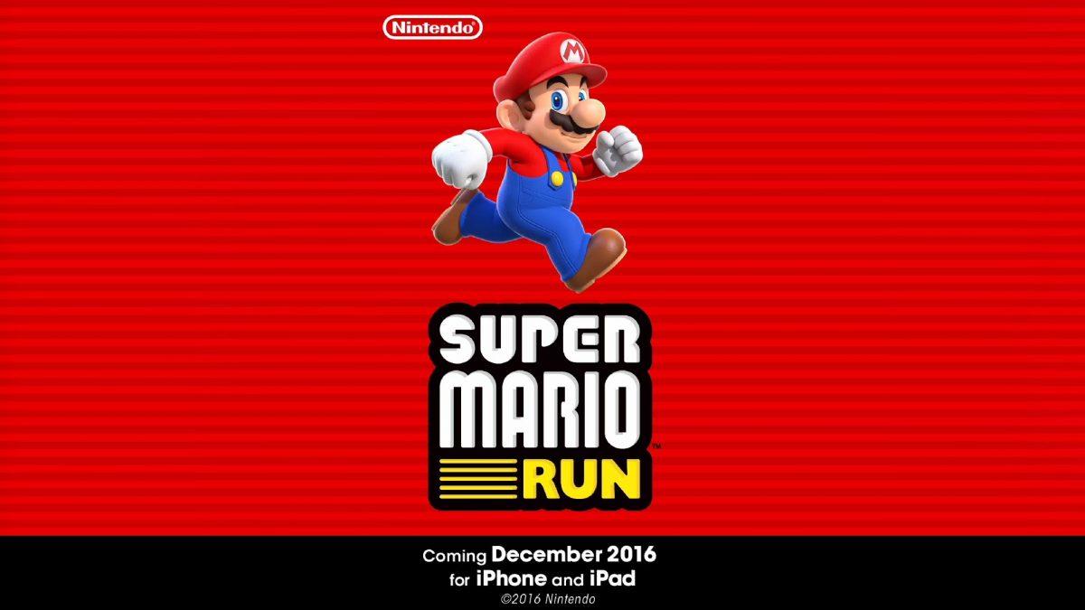 Super Mario Run confirma precio y fecha