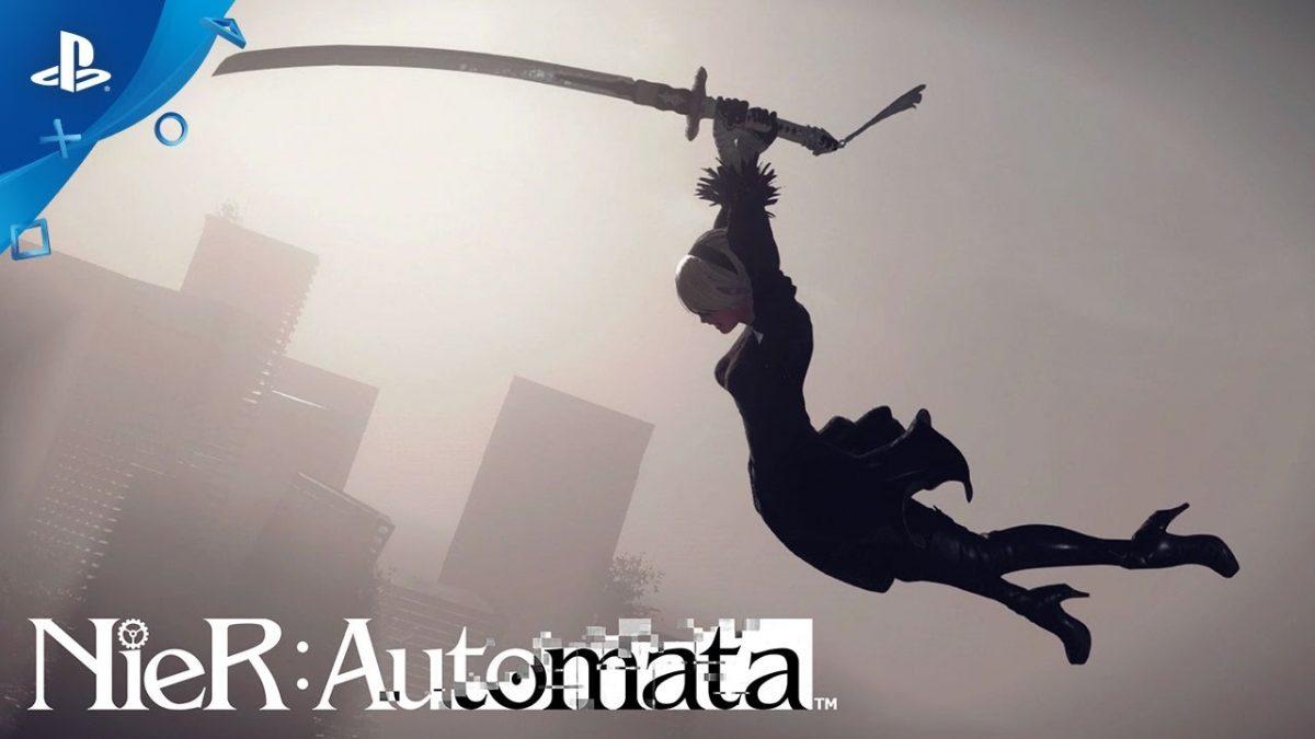NieR: Automata; análisis en español; el futuro ha llegado